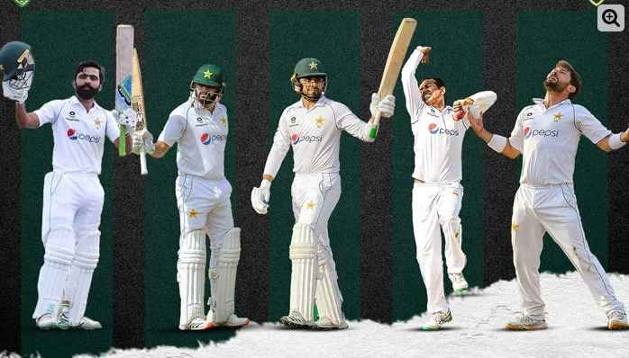 After winning the first Test, Pakistan confirmed at least one level improvement