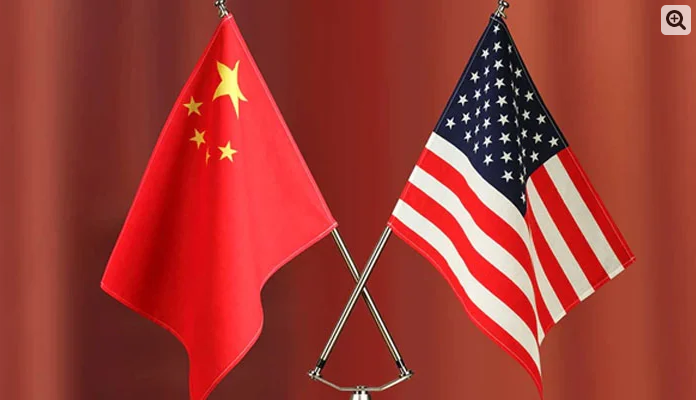 China has finally overtaken the number one United States for decades