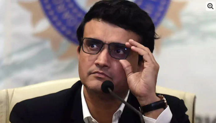 Ganguly was taken to hospital for the second time this month due to chest pain