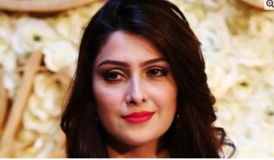 Aiza Khan expressed her love for the new year