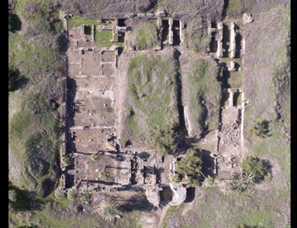 Archaeological remains of one of the oldest mosques in Israel