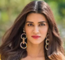 What did Kriti Sanon promise on the new year?