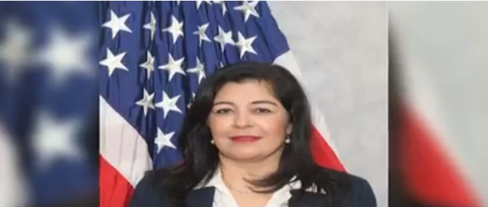 Great honor for a Pakistani woman in the United States