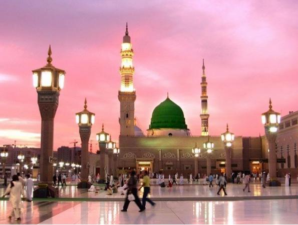 The World Health Organization has declared Medina a healthy city