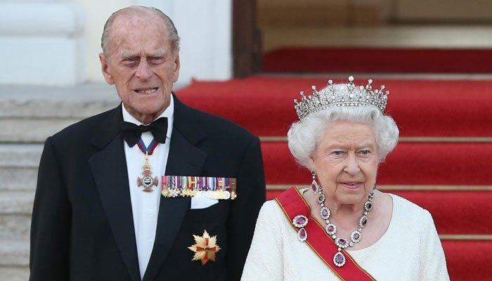 The Queen's husband Prince Philip was taken to hospital due to ill health
