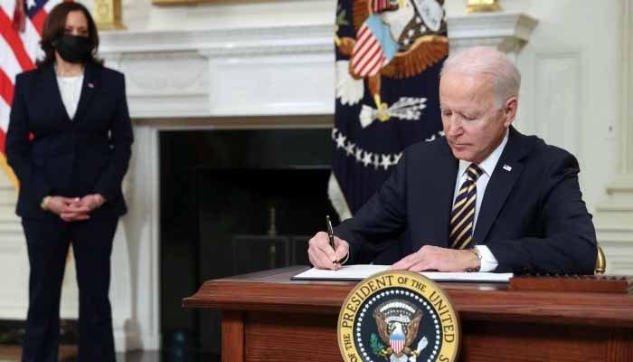 Biden overturns former President Trump's landmark decision
