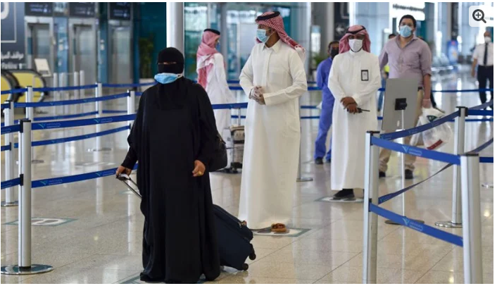 Saudi Arabia has banned the entry of citizens of 20 countries, including Pakistan