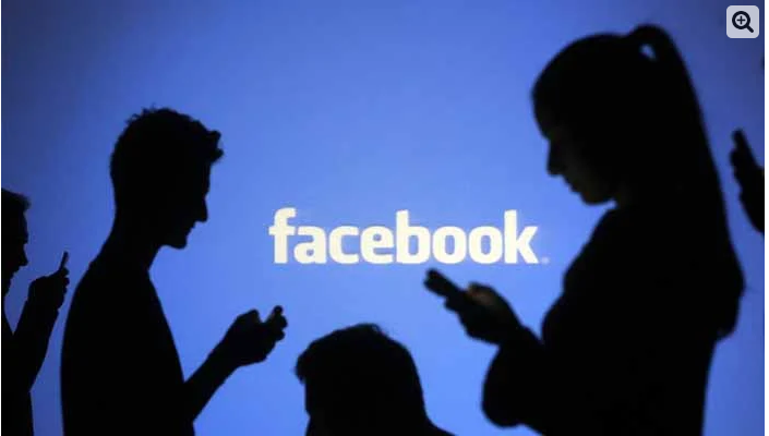 What is the number of daily users of Facebook? Data released
