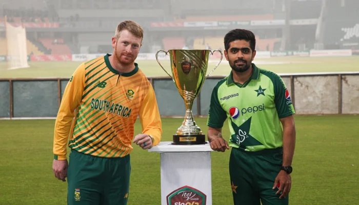 Who will lift the trophy? The decisive T20 between Pakistan and South Africa will take place today