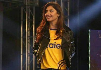 PSL 6: Mahira Khan appointed brand ambassador of Peshawar Zalmi for the third time