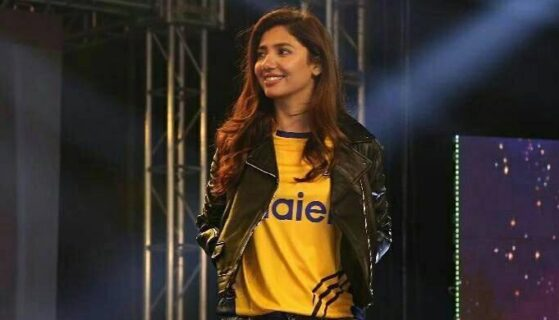 PSL 6: Mahira Khan appointed brand ambassador of Peshawar Zalmi for the third time