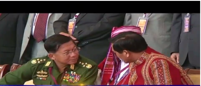 Myanmar army announces new elections