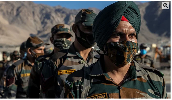 Despite Corona, the Modi government's war frenzy did not abate, the defense budget increased