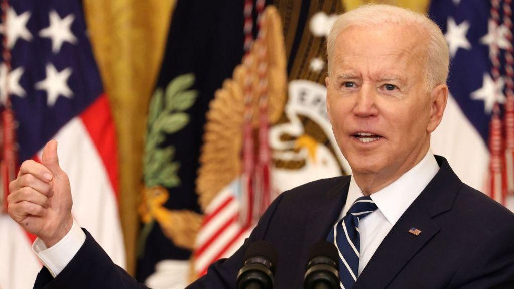 Fact-checking Joe Biden's press conference claims