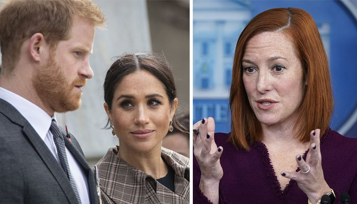 White House appreciates Harry and Meghan's interview