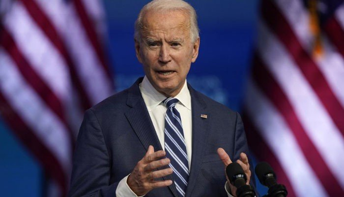 Biden called the complete withdrawal of US troops from Afghanistan by May 1 difficult
