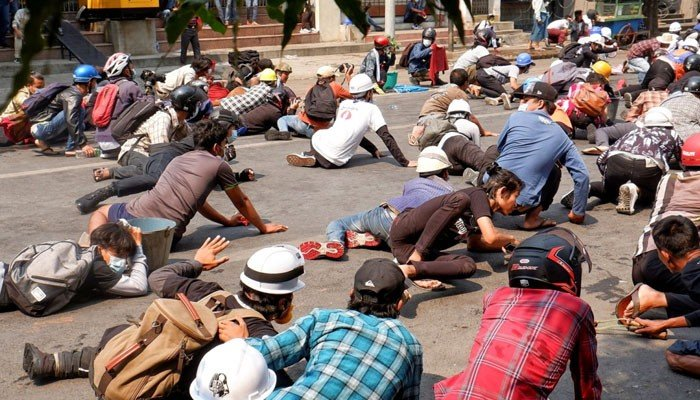 Myanmar: In 24 hours, the army shot dead more than 100 pro-democracy protesters