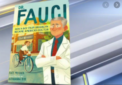 Fauci to star in forthcoming children's book; Ingraham reacts