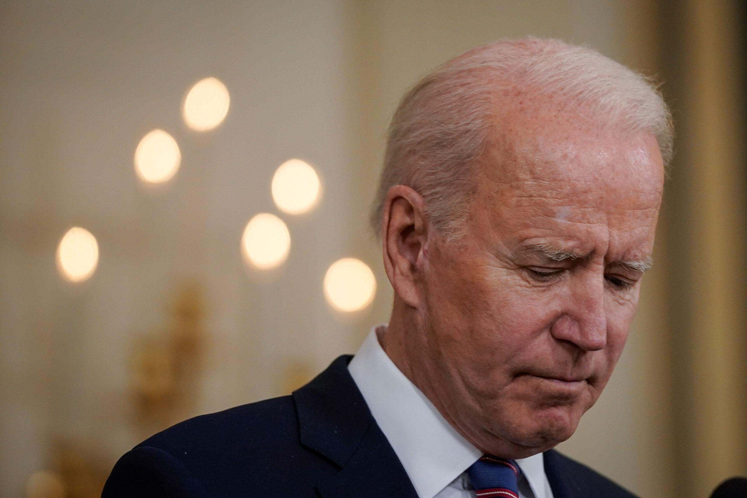 President Biden aware of Capitol incident