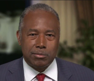 Ben Carson calls out 'absolutely absurd' rhetoric on race