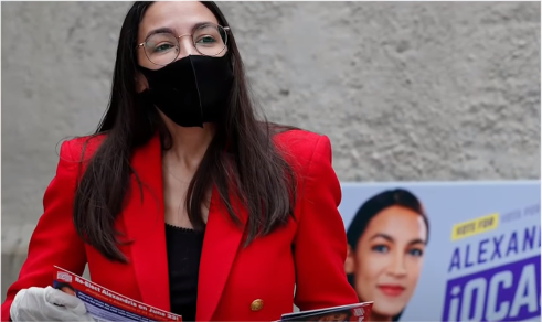 'The Five' reacts to study showing AOC one of least effective in Congress