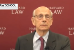 Supreme Court Justice gives big warning against court packing