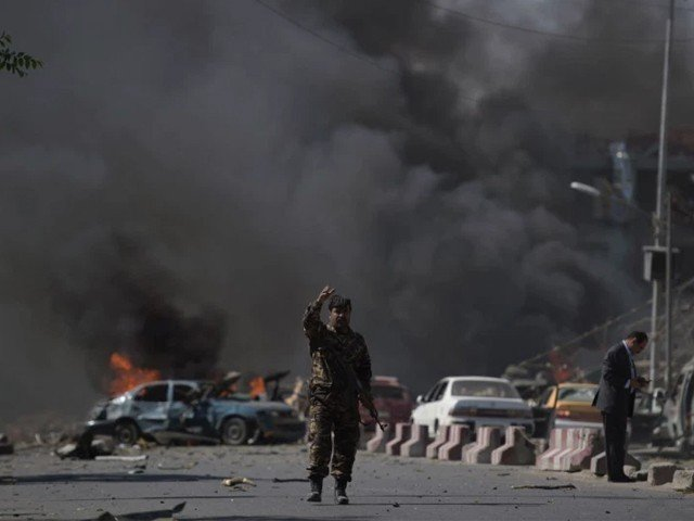 A roadside bomb in Afghanistan has killed four members of the same family