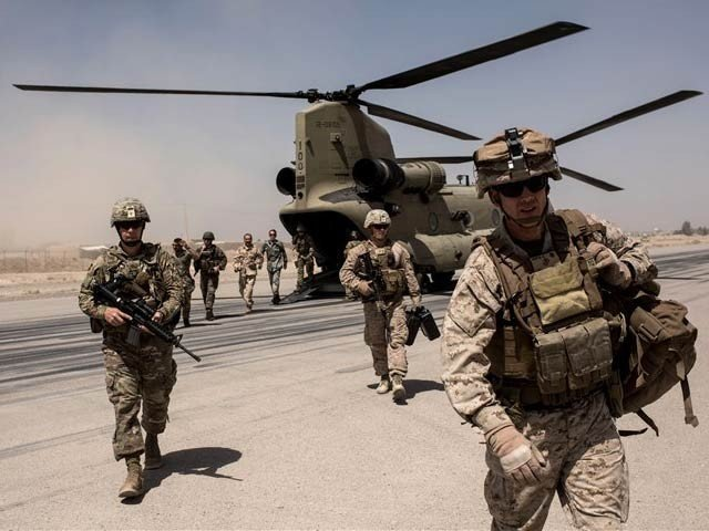The withdrawal of troops from Afghanistan will begin on September 11, the US President said