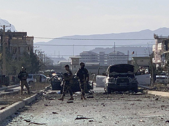 Car bomb kills 3 policemen in Afghanistan