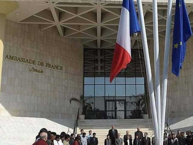 France directs its citizens and institutions to leave Pakistan immediately