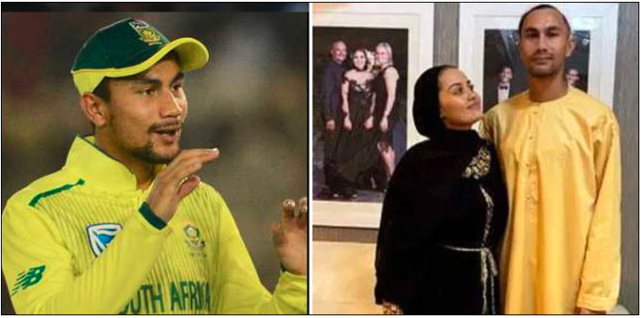South African cricketer and his wife convert to Islam