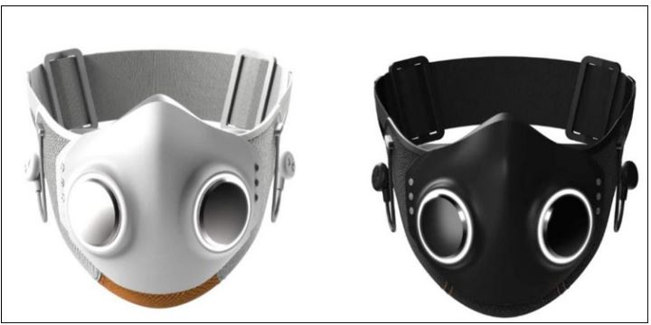 Face masks equipped with the latest technology in the United States