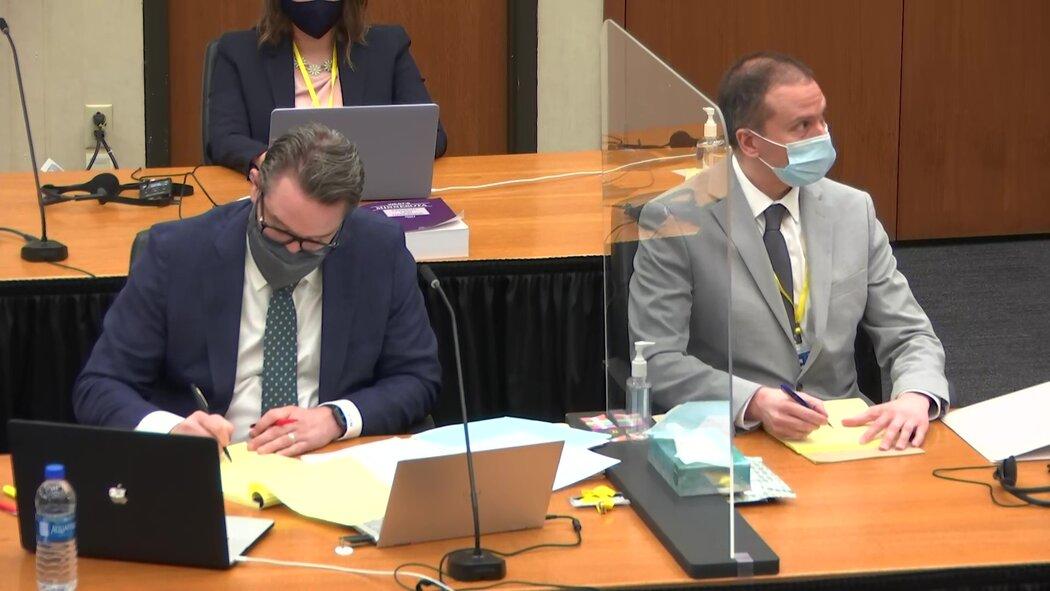 Derek Chauvin trial continues | Day 5