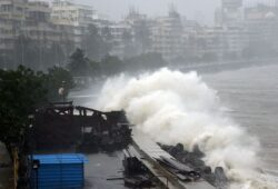90 missing at sea in the wake of Cyclone Tauktae