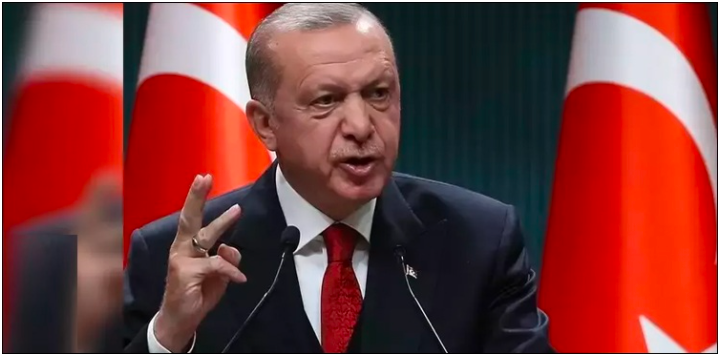 We will stop the hands moving towards Al-Aqsa Mosque, Turkish President