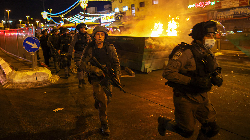 Fighting between Israel and Palestinian militants continues