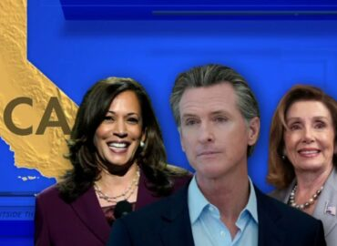 Top Democrats backing Newsom amid recall effort
