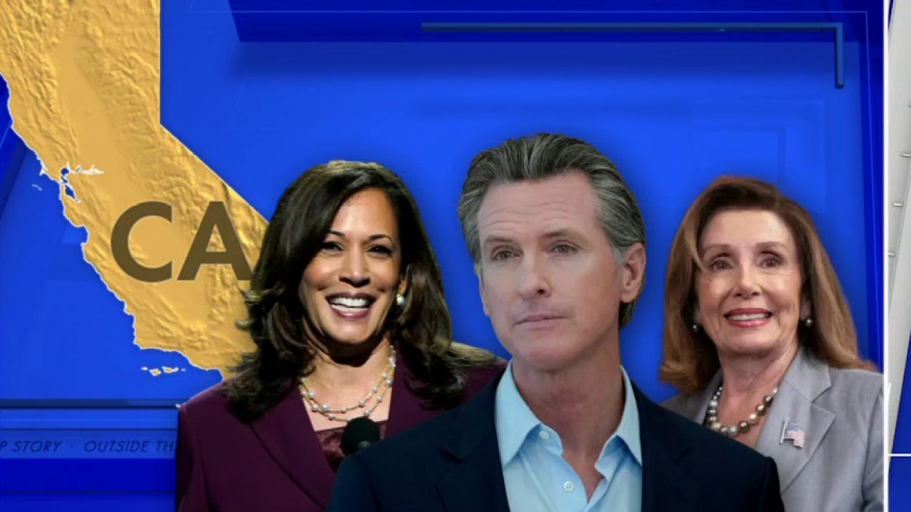 Top Democrats backing Newsom amid recall effort