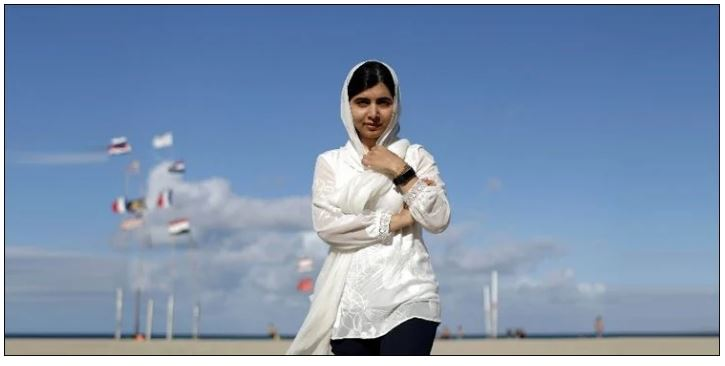 Malala Yousafzai announces donation of more than Rs 2 crore for Palestinian children
