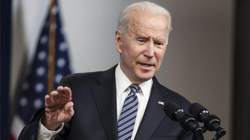US President Joe Biden calls for Israel-Gaza ceasefire