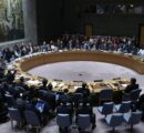 The first statement of the Security Council after the Israeli aggression on Gaza