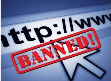 US off 33 Iranian news websites