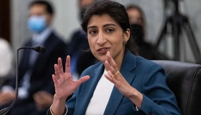 The US President nominated Lena Khan of Pakistani origin for the important post