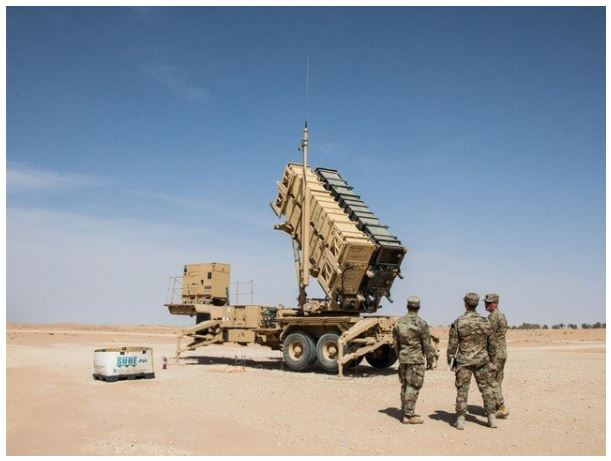 US decision to reduce troop numbers and missiles in the Middle East