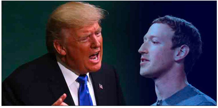 Trump decides to take major action against Zuckerberg on his re-election