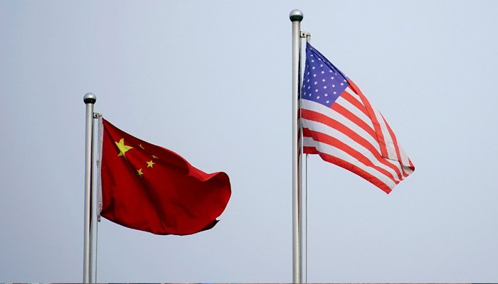 Introducing a bill in the US Senate to counter China's growing economic power and influence