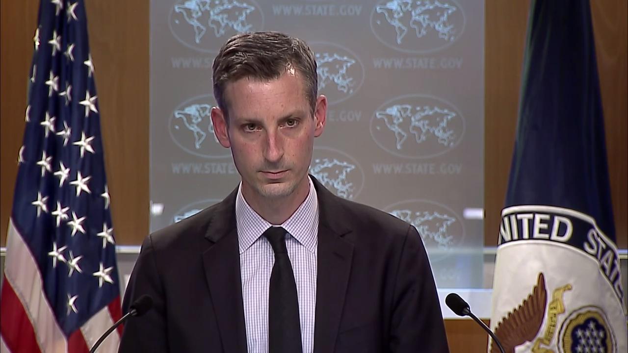 Appreciates Pakistan's efforts to meet FATF points: US