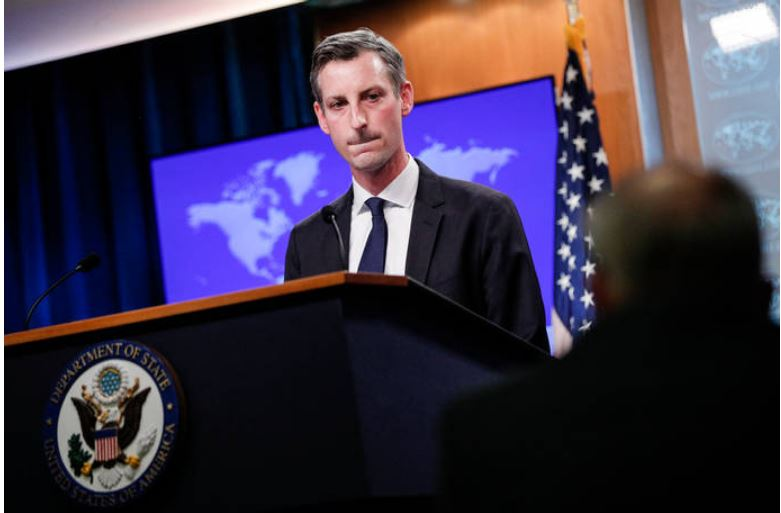 Peace in Afghanistan is in the interest of neighboring countries: US