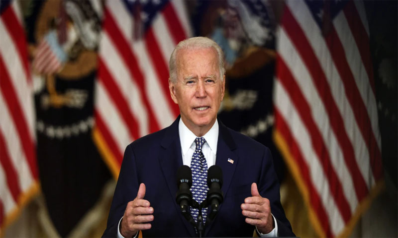 Our goal was to eliminate al Qaeda and capture Osama, succeed in this mission: Biden
