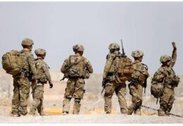 Withdrawal from Afghanistan, final outcome not sure, US President